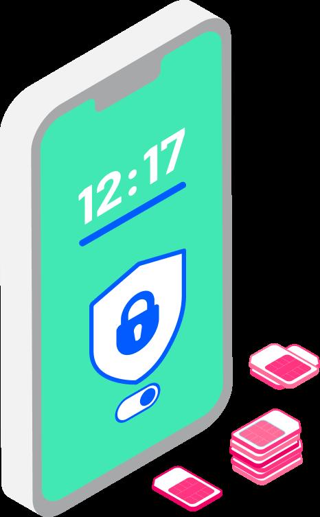 icono de tarjeta sim