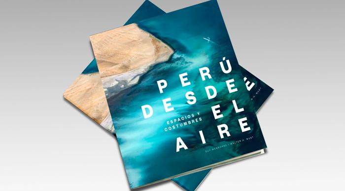Libro Entel Peru Desde el Aire