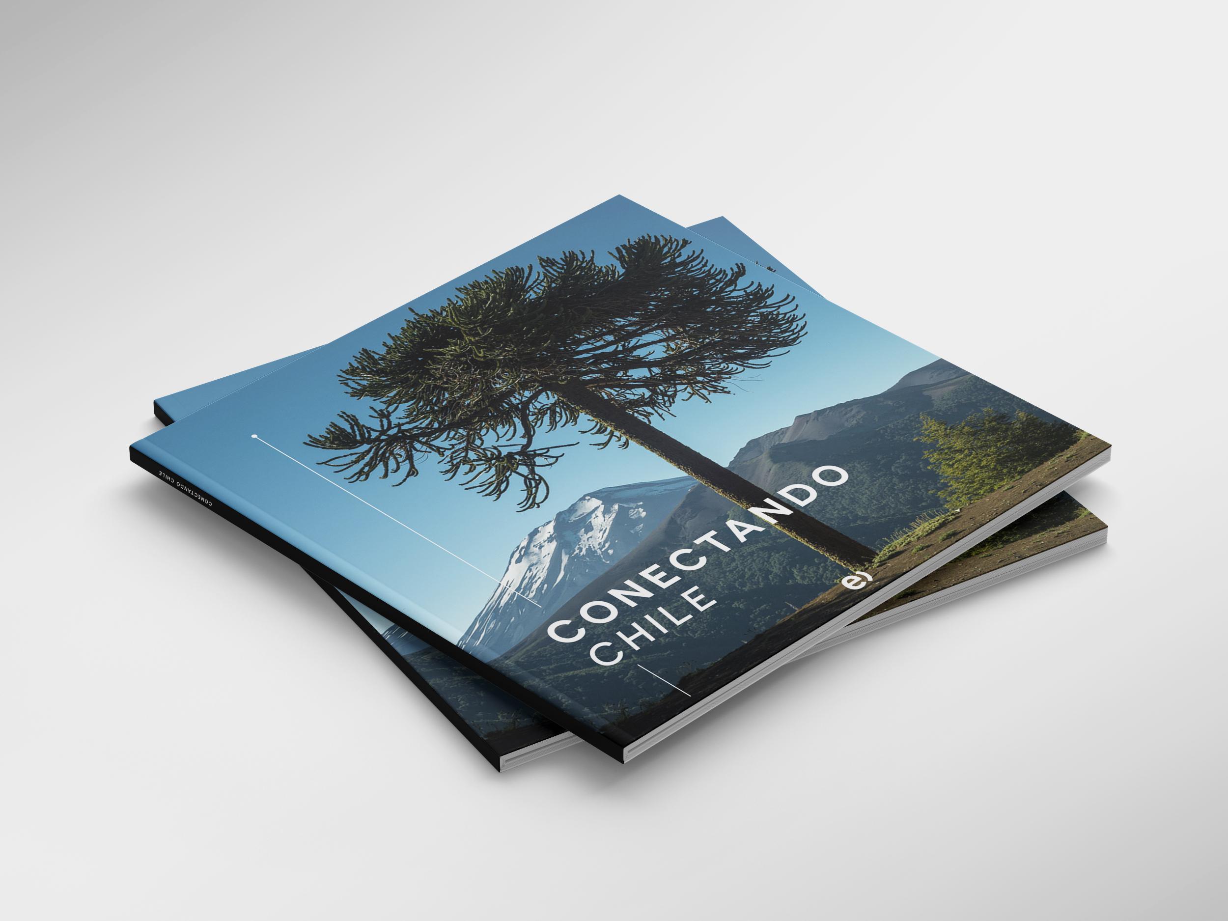 Libro Conectando Chile