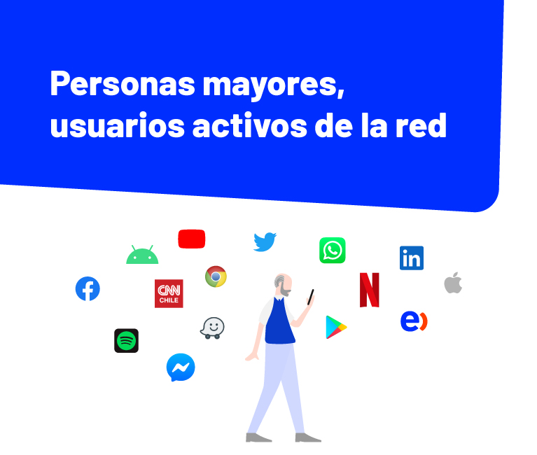 personas mayores digitales responsive
