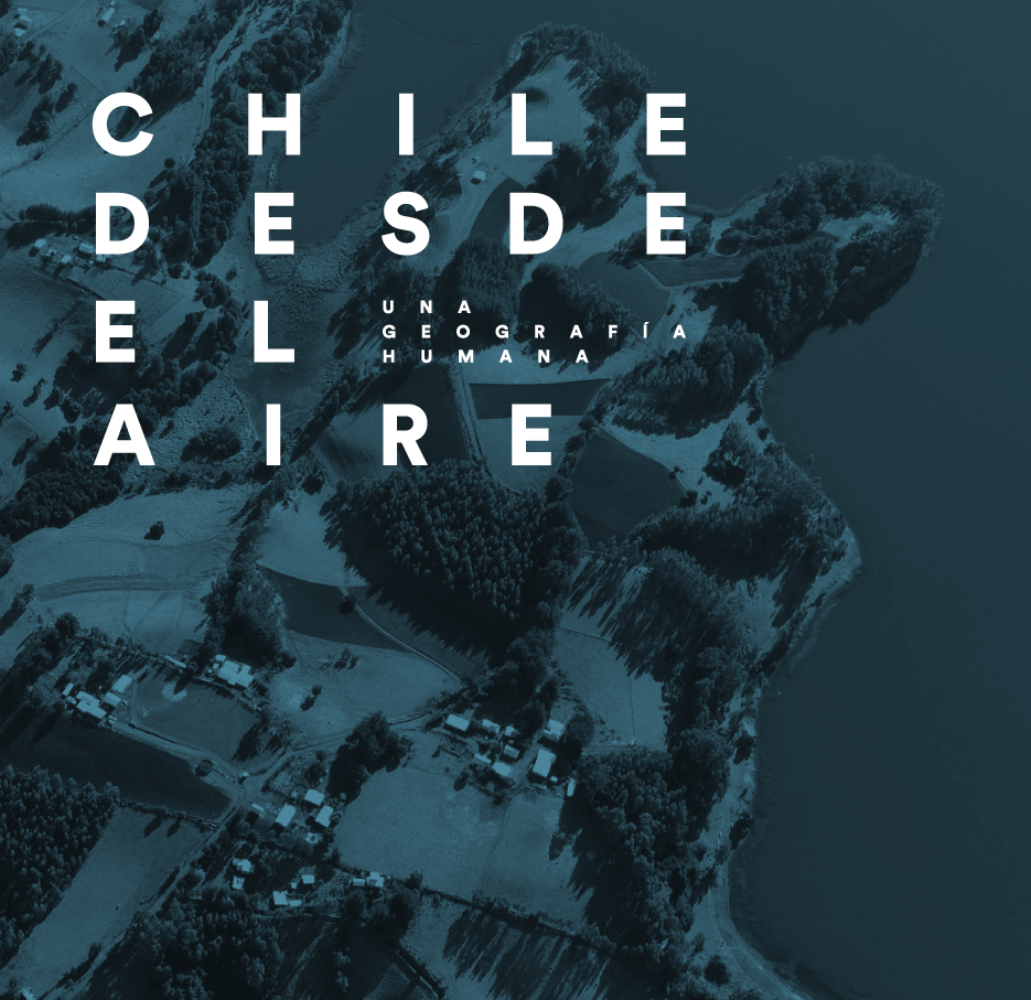Libro Chile Desde el Aire