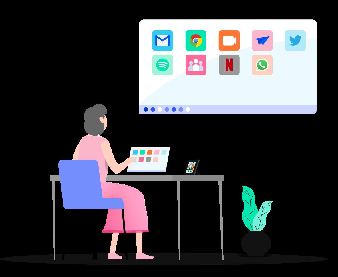 ilustracion-persona-sentada-mirando-computador