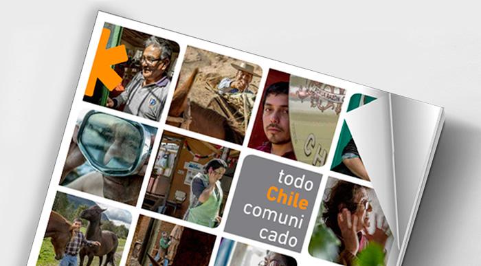 Libro Todo Chile Comunicado